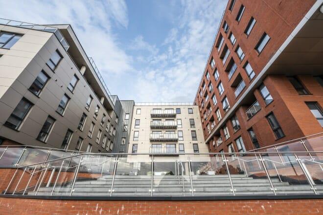 Residential block management